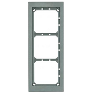 Alpha 3HX1W Module Panel Frame-Titan