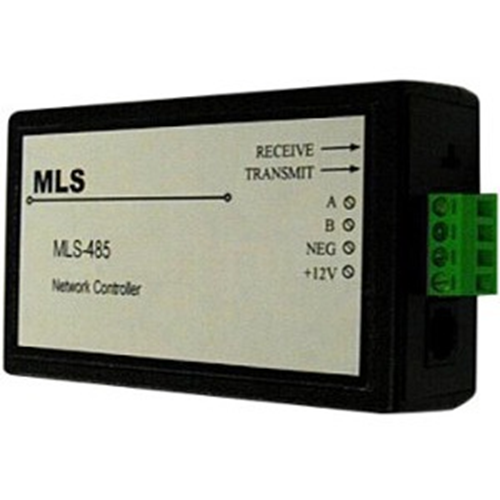Alpha Network Controller For Pagers