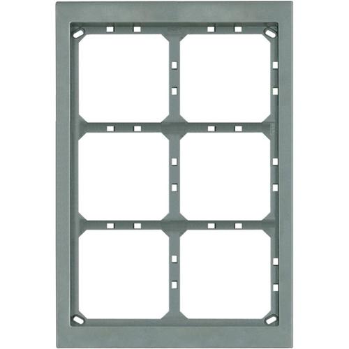 Alpha 3HX2W Module Panel Frame-Titan