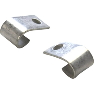 RECESSED POST BATTERY CLAMP CONNECTORS