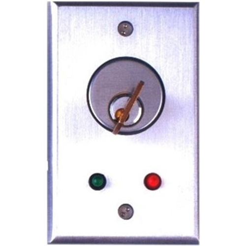 Camden Key Switch, DPDT Maintained