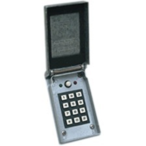 Corby System Keypad - Outdoor