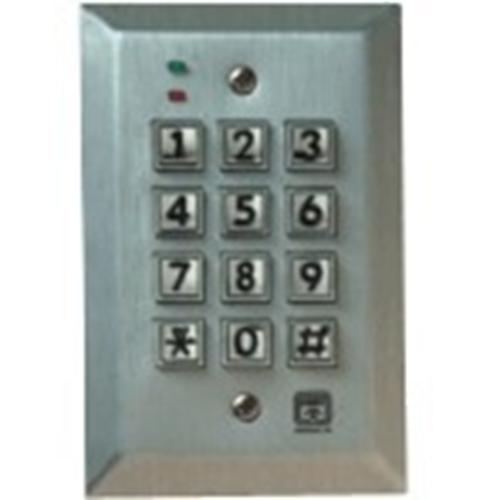 Corby Keypad - Single-Door - Outdoor