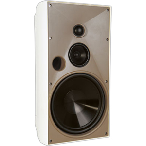 Proficient Audio AW830 3-way Speaker - 175 W RMS - White
