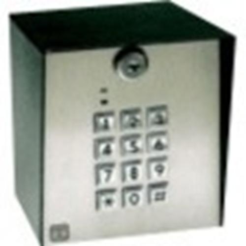 Corby Keypad - Single-Door - Lock-Box