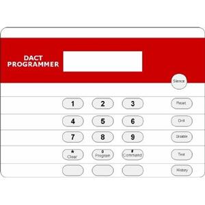 Bosch DACT Keypad Programmer