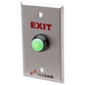 DynaLock Weatherproof Pushbutton
