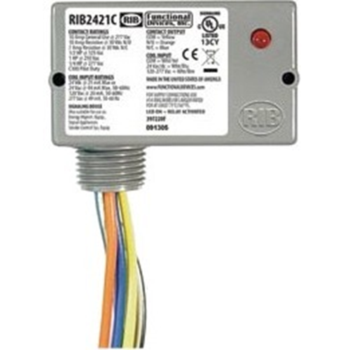 Functional Devices RIB2421C Relay