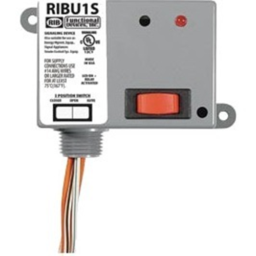 Functional Devices RIBU1S Relay