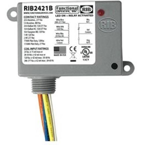 Functional Devices RIB2421B Relay