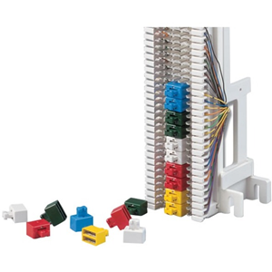 Siemon Colored Bridging Clips