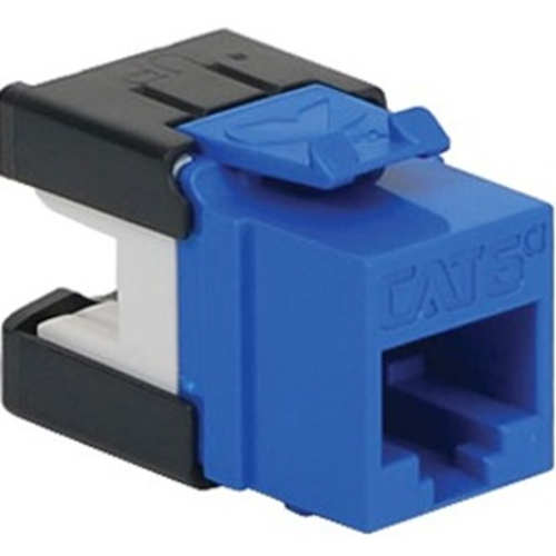 ICC Cat 6A UTP Modular Connector, Blue