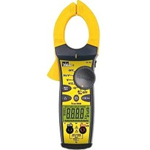 IDEAL 660AAC w/TRMS, Capacitance, Frequency