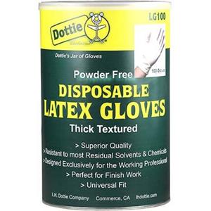 Dottie Latex Gloves