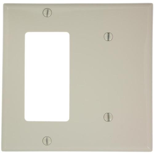 Leviton 80708-T Decora/GFCI Faceplate