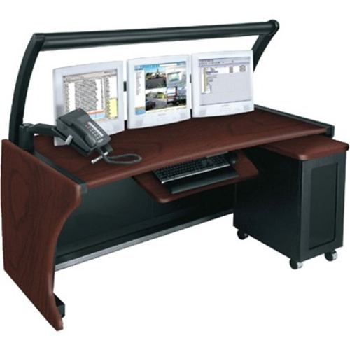 Middle Atlantic LCD Monitoring/Command Desk