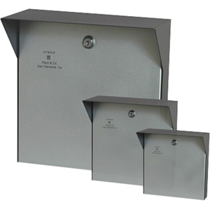 Pach and Company Mounting Box for Card Reader