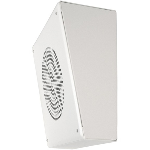 Quam SYSTEM 2VP Indoor/Outdoor Wall Mountable Speaker - 20 W RMS - White