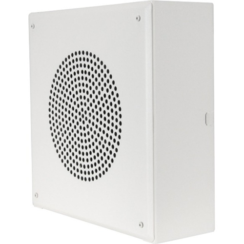 Quam SYSTEM 1VP Indoor/Outdoor Wall Mountable Speaker - 12 W RMS - White