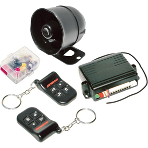 Enforcer Entry Level RF Vehicle Alarm System