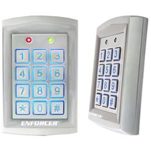 Enforcer SK-1323-SPQ Adds Built-In Proximity Card Reader