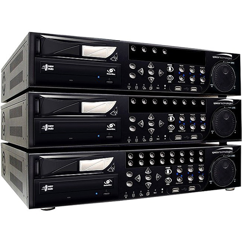 Speco 4 Channel DVR with Audio