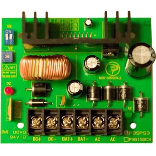 Preferred Power Products 6, 12 or 24 VDC, 3A Switching Power Supply/Charger