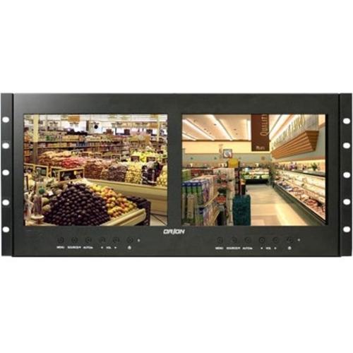 "ORION Images 9RCRD 9.7"" XGA LCD Monitor - 4:3 - Black"