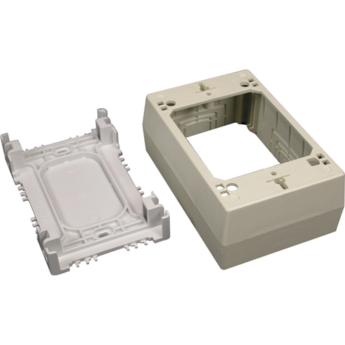 Wiremold Eclipse PN03, PN05, PN10 One-Gang Device Box Fitting