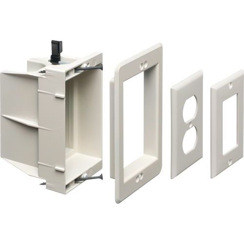 Arlington Recessed Indoor InBox for New & Retrofit Construction