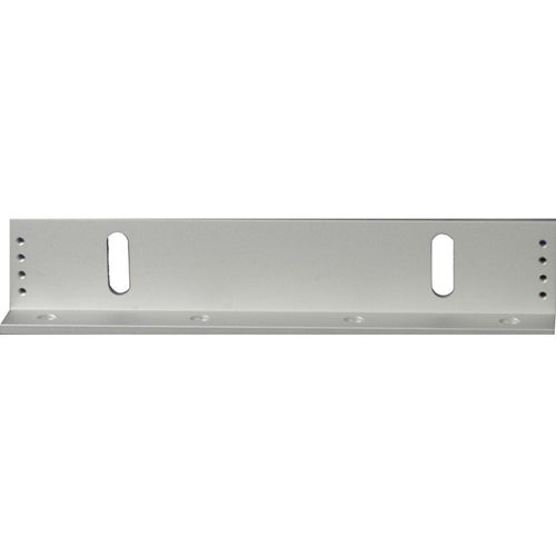 Alarm Controls AM3326 Mounting Bracket for Magnetic Lock - Clear Anodized