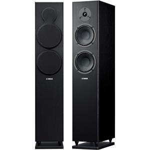 Yamaha NS-F150 2-way Floor Standing Speaker - 50 W RMS - Piano Black