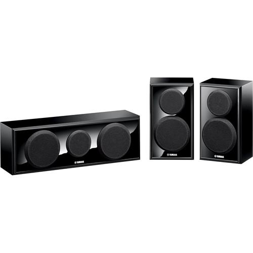 Yamaha NS-P150 3.0 Speaker System - Piano Black