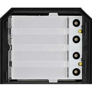 Aiphone 4 Call Switch Module for the GT Entrance Panel