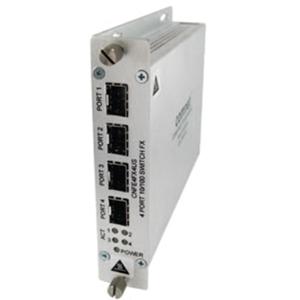 ComNet 4-Port 10/100Mbps Unmanaged Switch