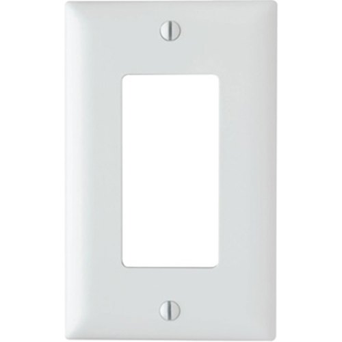 Legrand-On-Q Decorator Openings, One Gang, White