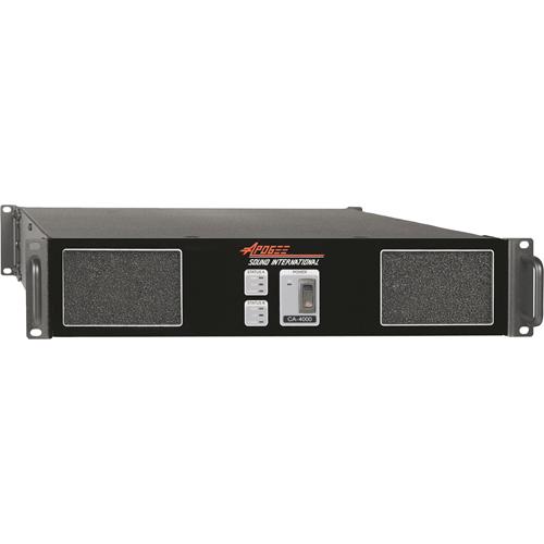Apogee CA-4000 Amplifier - 590 W RMS
