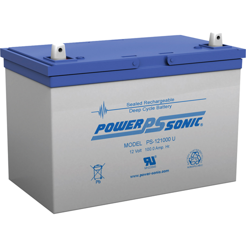 Power Sonic PS-121000 General Purpose Battery