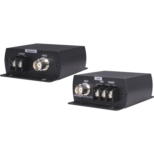 Speco Video & Power Surge Protector