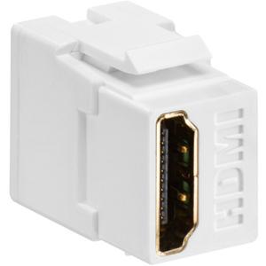 Leviton QuickPort HDMI Feedthrough Connector