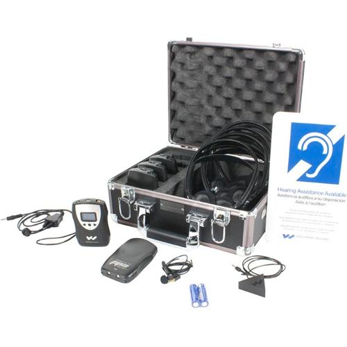 Williams Sound Video Transmitter/Receiver Developer Kit