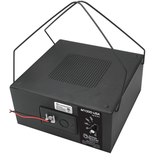 AtlasIED M1000-USA In-ceiling Speaker - Black - TAA Compliant