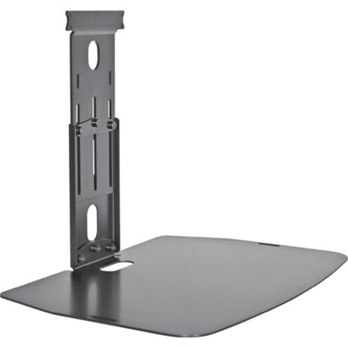 Chief Thinstall TA100 Mounting Shelf for A/V Equipment - Black