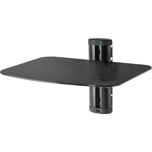 Peerless-AV ESHV20 Mounting Shelf for A/V Equipment - Black