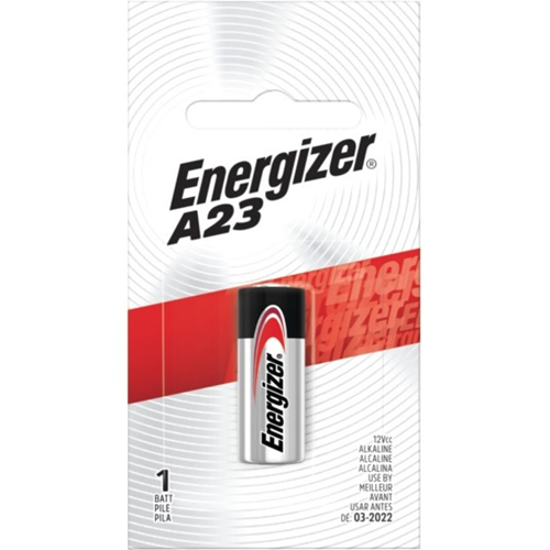 Energizer A23 Batteries, 1 Pack