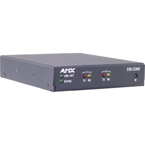 AMX ICSLan EXB-COM2 Automation Controller Equipment