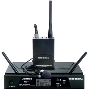 Bogen UDMS800BP - UHF Wireless Body-pack Microphone System