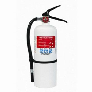 First Alert 2-A:10-B:C Heavy Duty Rechargeable Fire Extinguisher