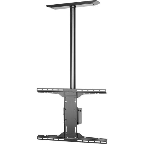 Peerless-AV PLCM-UNL-CP Ceiling Mount for Flat Panel Display - Black