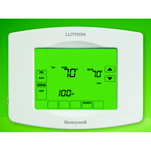 Lutron TouchPRO Wireless Thermostat